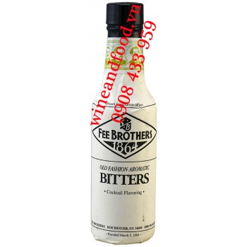Nước Đắng Bitters Fee Brothers 150ml