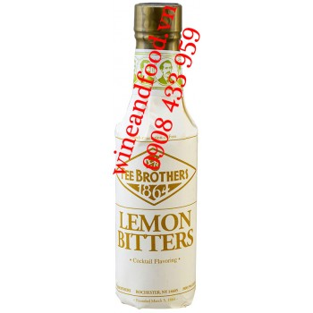 Nước đắng Lemon Bitters Fee Brothers 150ml