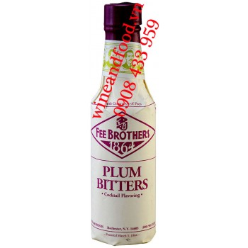 Nước đắng Plum Bitters Fee Brothers 150ml