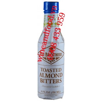 Nước đắng Toasted Almond Bitters Fee Brothers 150ml