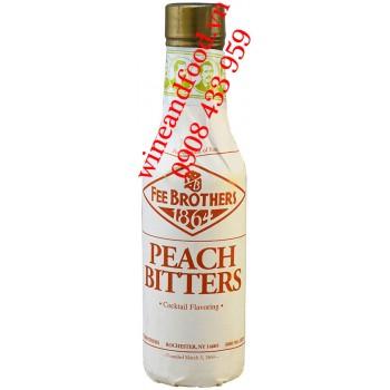 Nước Đào đắng Peach Bitters Fee Brothers 150ml
