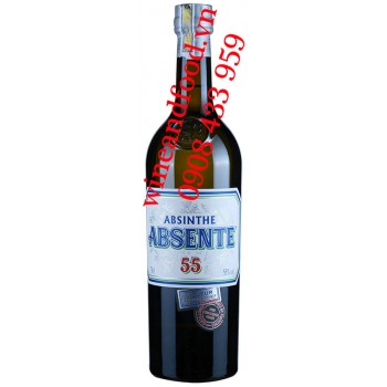 Rượu Absinthe Absente 55% 700ml