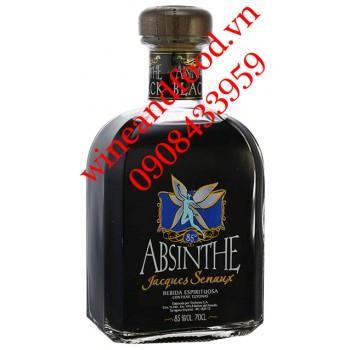Rượu Absinthe Black Jacques Senaux 85% 70cl