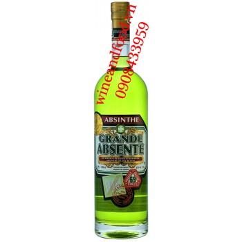 Rượu Absinthe Grande Absinte 69% 1l