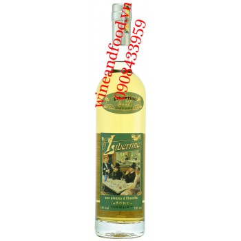 Rượu Absinthe Libertine Intense 72% 700ml