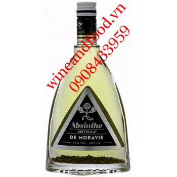 Rượu Absinthe Metalka de Moravie 70% 500ml