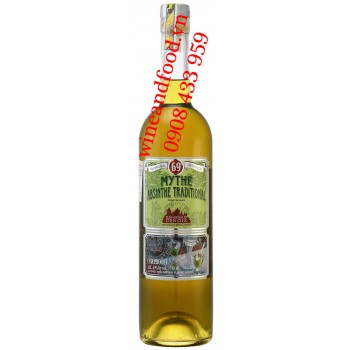 Rượu Absinthe Mythe Absinthe Traditional 750ml