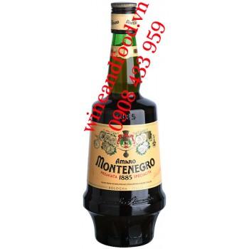 Rượu Amaro Montenegro Bitter 750ml