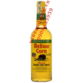 Rượu bắp Mellow Corn Kentucky Whiskey 750ml