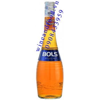 Rượu Bols Apricot Brandy 700ml