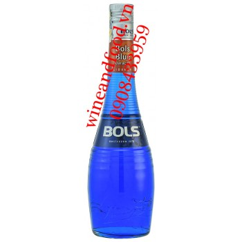 Rượu Bols Blue Curacao 700ml