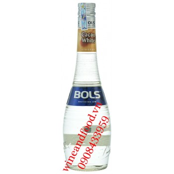 Rượu Bols Cacao White 700ml