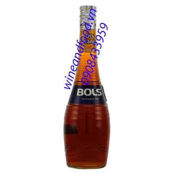 Rượu Bols Dry Orange Curacao 700ml