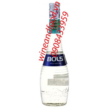 Rượu Bols Pepper Mint White 750ml