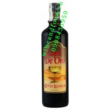 Rượu cà phê Copa de Oro 750ml