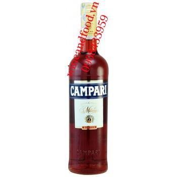 Rượu Campari Bitter 75cl