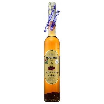 Rượu cherry Bolyhos Palinka 500ml