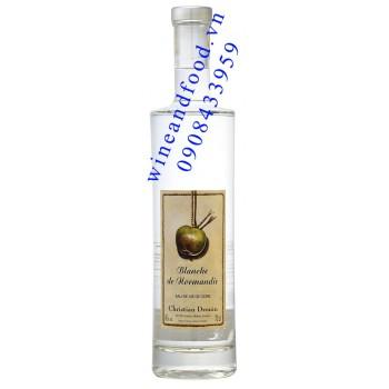 Rượu Táo Christian Drouin Blanche de Normandie 70cl