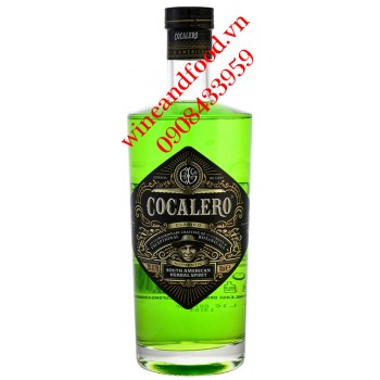 Rượu Cocalero Clasico Herbal Spirit 700ml