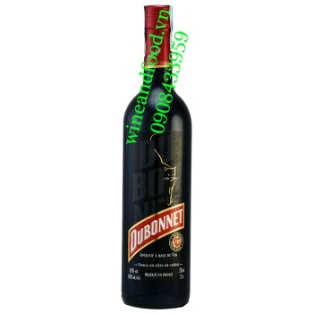 Rượu con Mèo đen Dubonnet 75cl