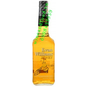 Rượu Evan Williams Honey Bourbon Whiskey