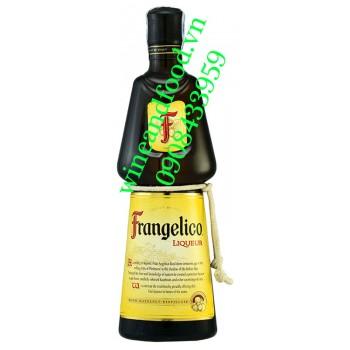 Rượu Frangelico rượu pha chế từ Ý 70cl