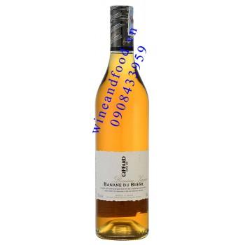 Rượu Giffard Banane du Bresil 700ml