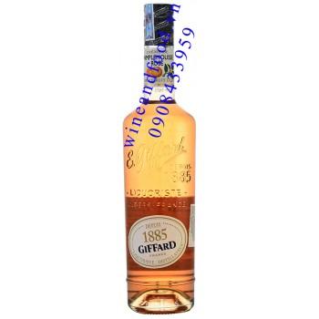 Rượu Giffard Creame de Pamplemousse Rose