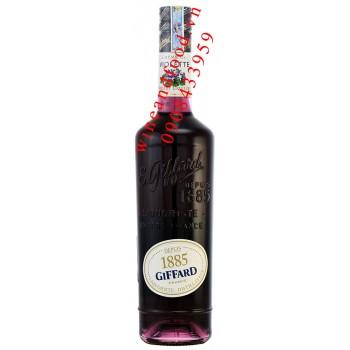 Rượu Giffard Creme de Violette 700ml