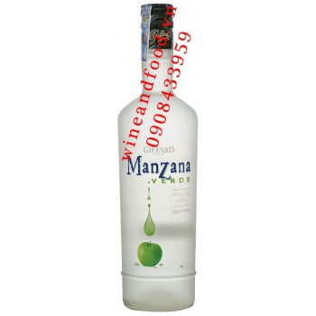 Rượu Giffard Manzana Verde Táo 70cl