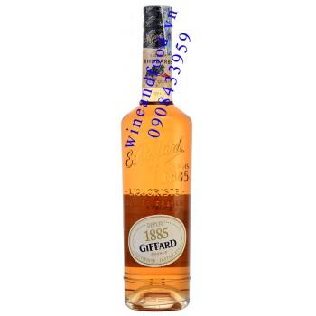 Rượu Giffard Rhubarbe 700ml