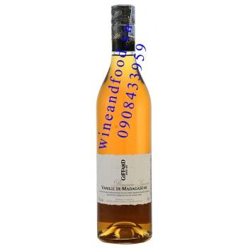 Rượu Giffard Vanille de Madagascar 700ml