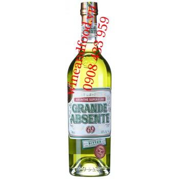 Rượu Absinthe Grande Absente 700ml