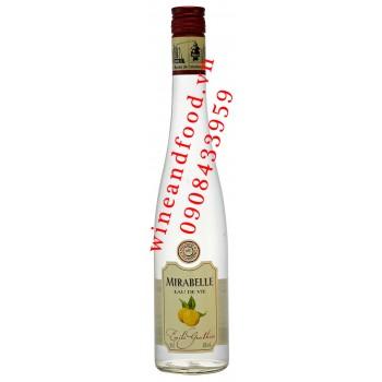 Rượu Mận Mirabelle Emile Gauthier 50cl