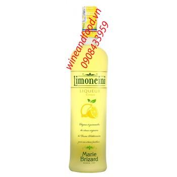 Rượu mùi chanh Limoncini Marie Brizard 700ml