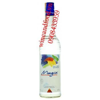 Rượu mùi Ouzo Magia 700ml