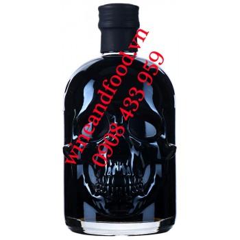 Rượu Original Absinthe Black Head đầu lâu 500ml
