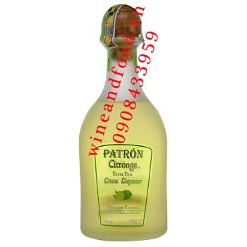Rượu Patron Citronge Mango 750ml