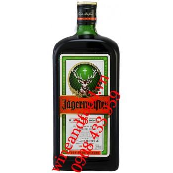 Rượu thảo mộc Jagermeister 1L