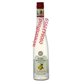 Rượu trái cây hương lê Poire Williams 500ml