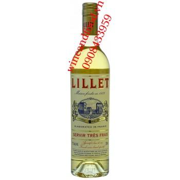 Rượu vang Lillet trắng 750ml