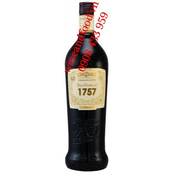 Rượu Vermouth Rosso 1757 Cinzano 100cl