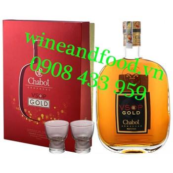 Rượu Armagnac Chabot Gold VSOP 700ml