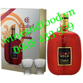 Rượu Armagnac Chabot VSOP Limited Edition 700ml