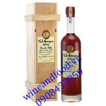Rượu Armagnac Delord Recolte 1980