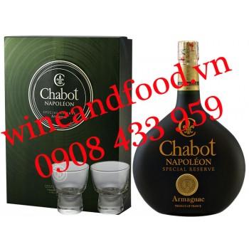 Rượu Armanag Chabot Napoleon Special Reserve hộp quà