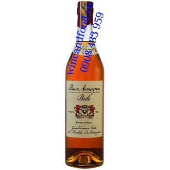 Rượu Bas Armagnac Bats Flambe Excellence 700ml