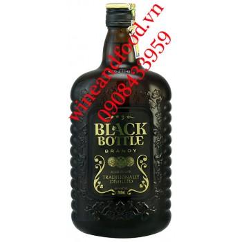 Rượu Brandy Black Bottle 700ml