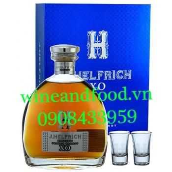 Rượu Brandy j.Helfrich XO 700ml