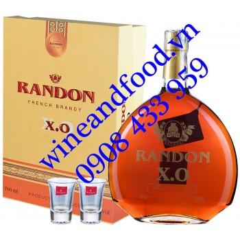 Rượu Brandy Randon XO 700ml